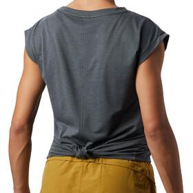 Mountain Hardwear Everyday Perfect Camiseta Manga Corta Mujer, dark storm